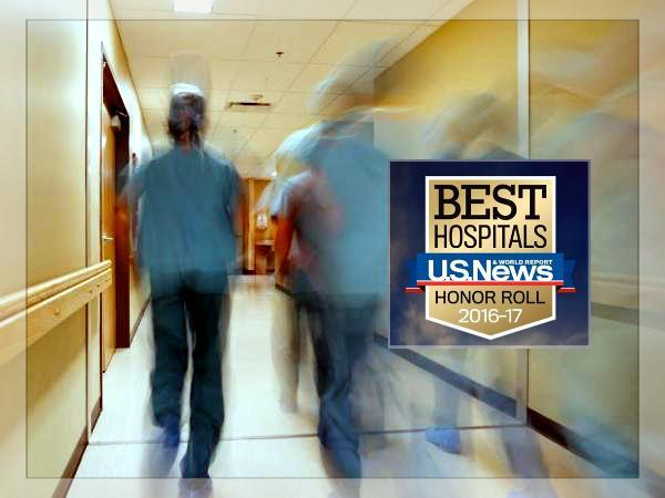 US News names Tampa General Hospital tops in region