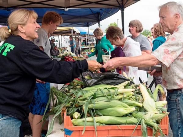 National Farmers Market Week celebrated August 7-13