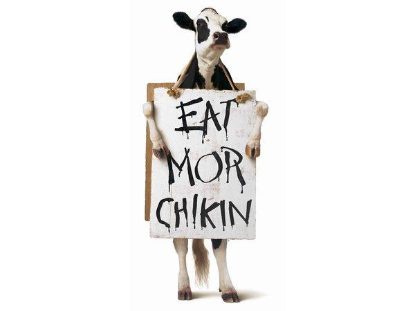 Mor Chikin Fewer Cows