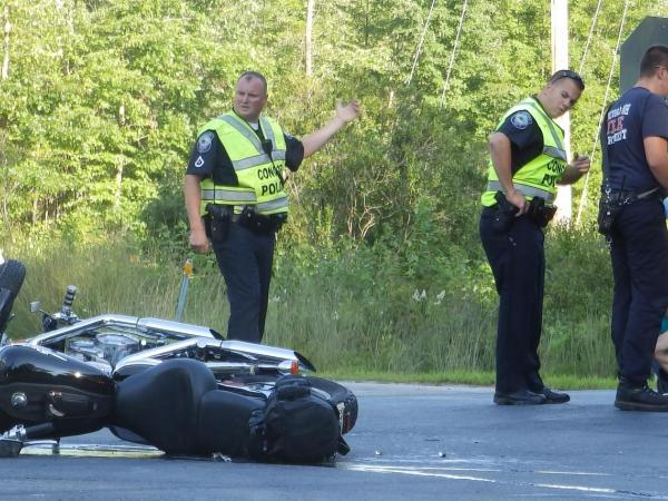 Car Accident Portsmouth Nh August