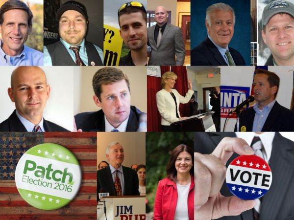 Voters head to polls for Congress, gubernatorial primaries
