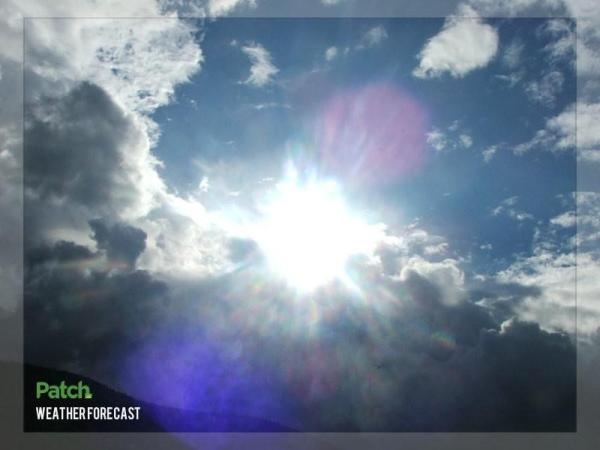 Monday weather: Temperatures will begin to heat up again