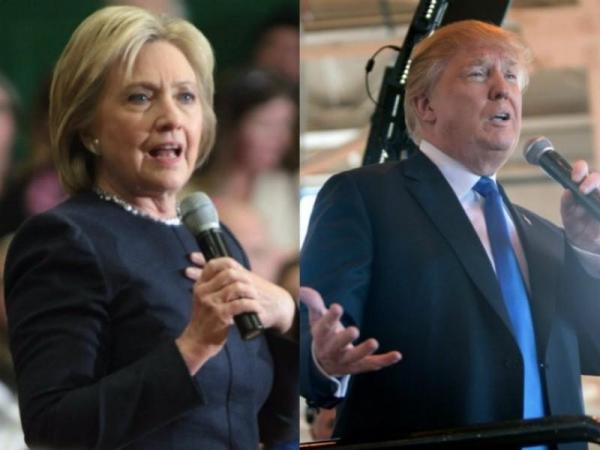 WSJ Polls: Hillary Clinton Beating Donald Trump in Crucial Swing States