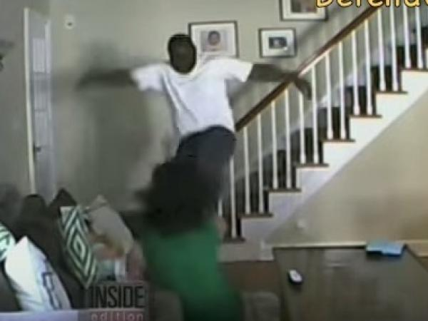 Man convicted in beating caught on nanny cam gets life term