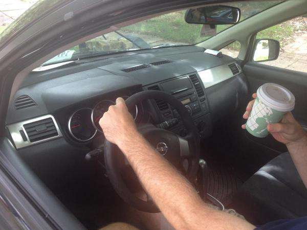 New Jersey banning coffee while driving? Not so fast