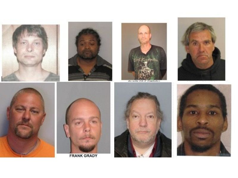 sex offender list in nj
