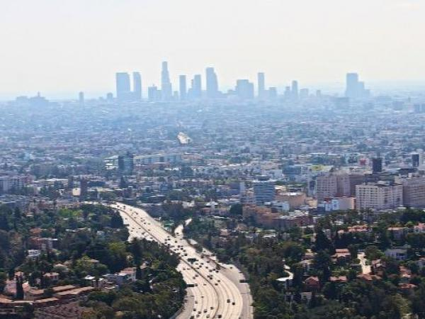 Southern California smothers in worst smog in 7 years