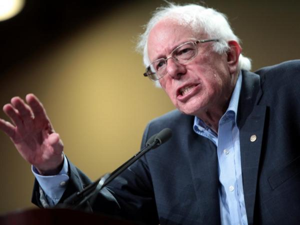 Bernie Sanders seeks to unite Democratic Party in speech