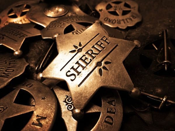 Image result for tough sheriff