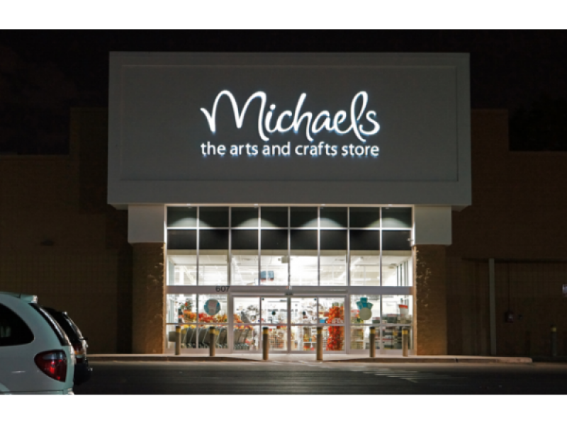 michaels craft store sets grand opening date for new alexandria location old town alexandria. Black Bedroom Furniture Sets. Home Design Ideas