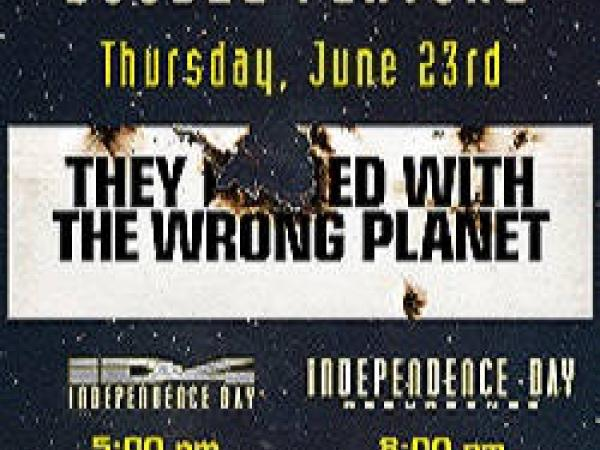 Liam Hemsworth and Jeff Goldblum talk 'Independence Day' and Trump
