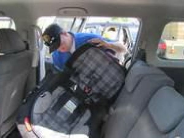 Vehicle seat safety can save a child's life