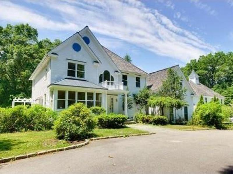 Most expensive house for sale in natick has elevator for Most expensive house in massachusetts