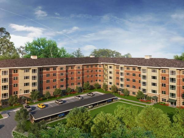New 26 Million Residence Building Opens At Fox Run Novi