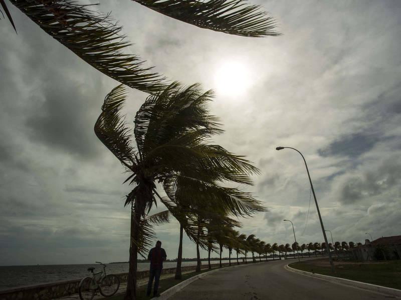 Hurricane Irma Jacksonville Orders Mandatory Evacuations