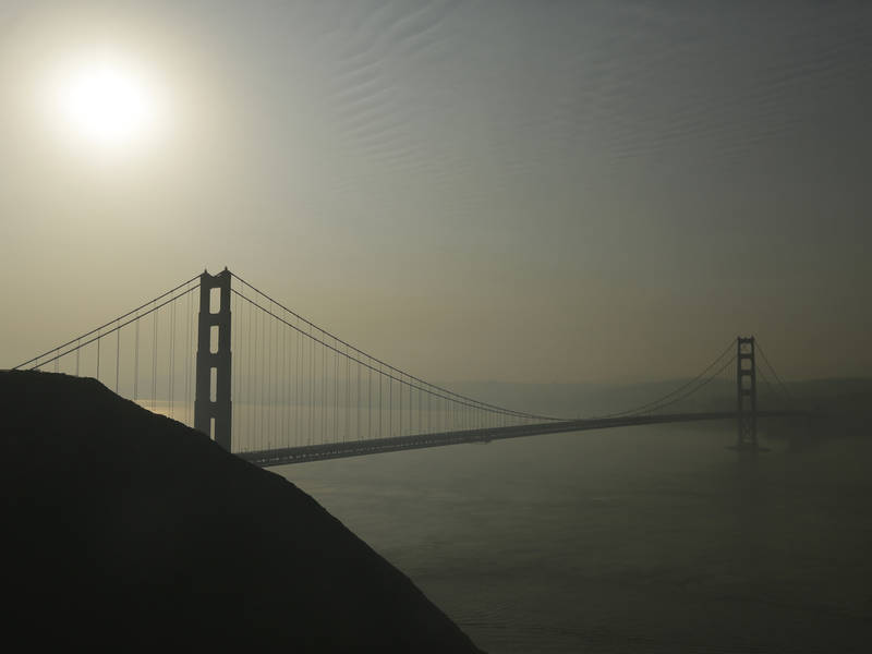 Heavy Smoke Blanketing NorCal Not Safe To Breathe Air District