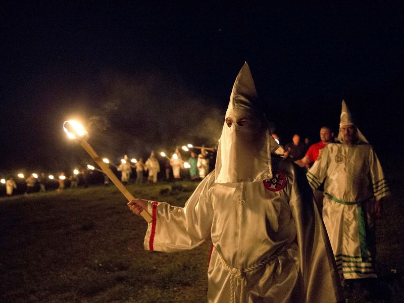 Michigan Hate Groups Ways To Fight Them Southern Poverty - Kkk us map howell