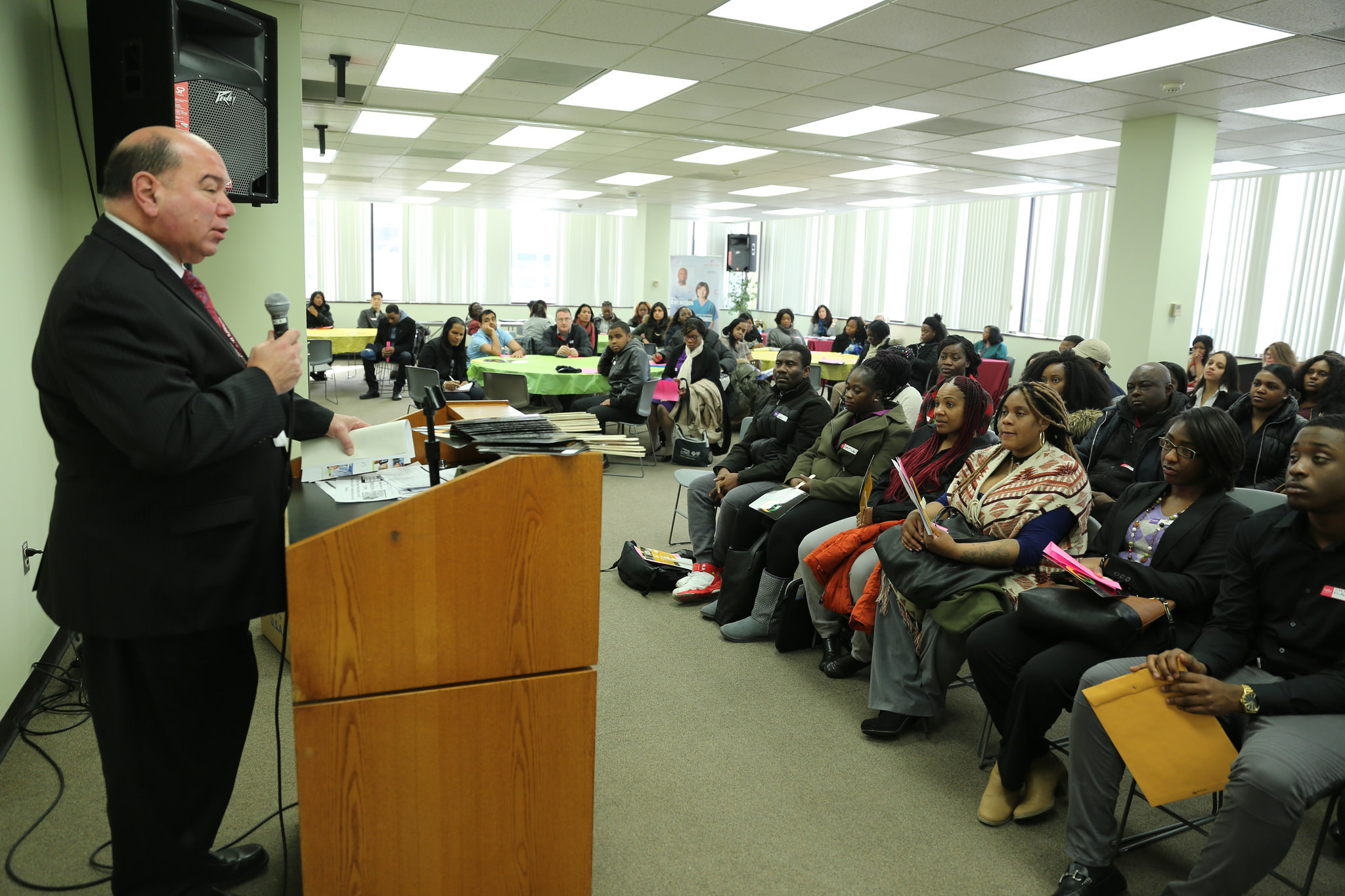 newark needs work job hunters flock to hospital s call for while essex county college has hosted large job fairs in the past this is the first time the county college has partnered a single employer