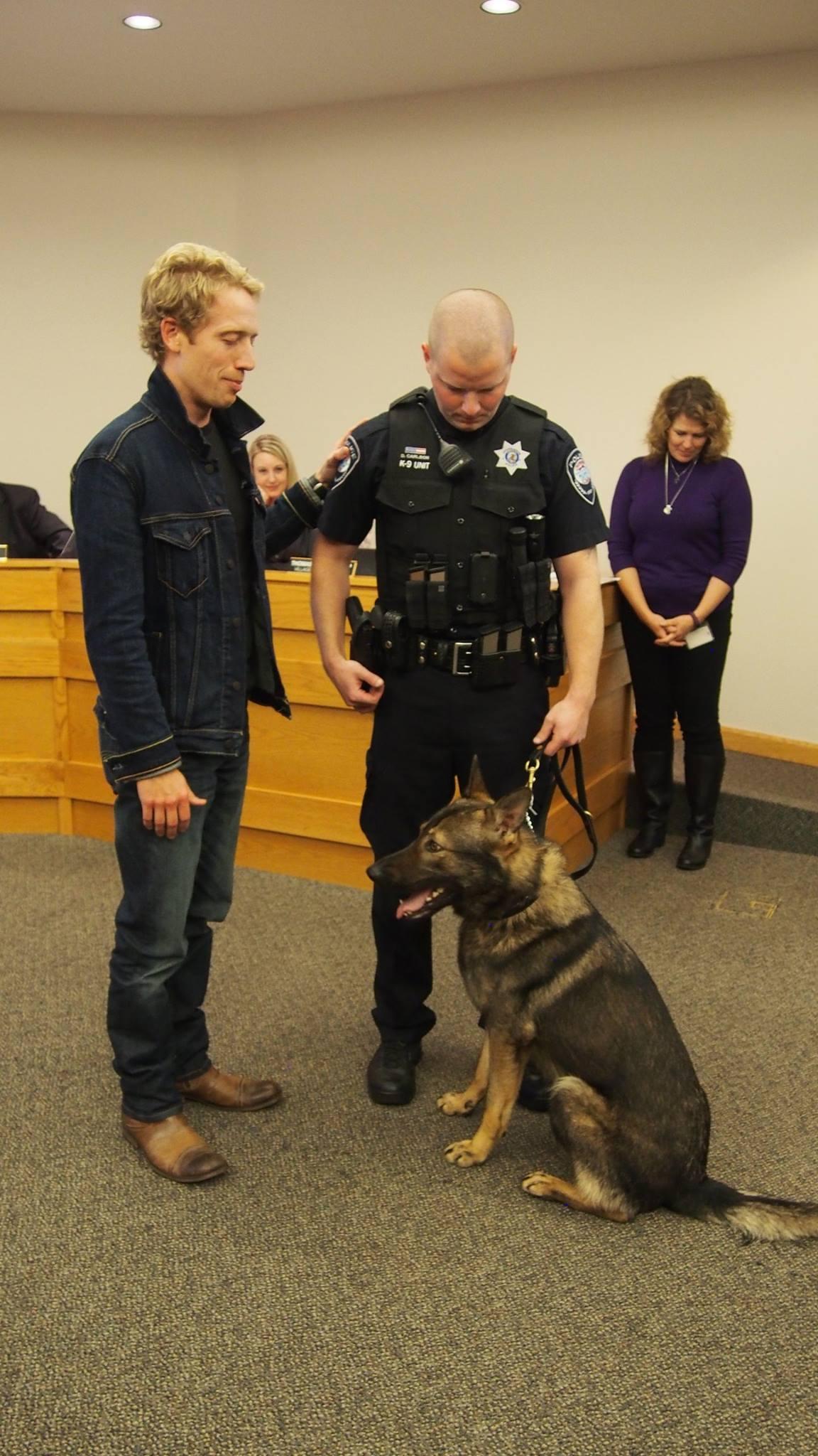 New Lenox Illinois >> Photos: Channahon Police Department Gets K9 Cop | Channahon, IL Patch