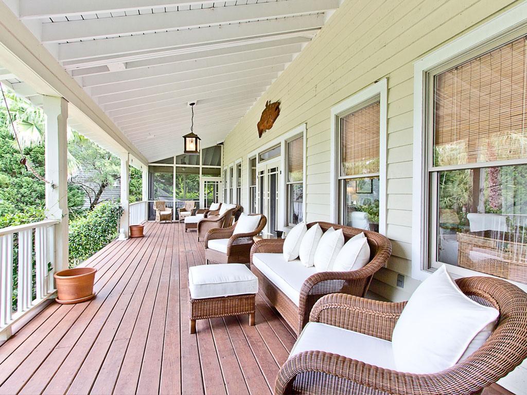 Sandra Bullock Home In Tybee Island