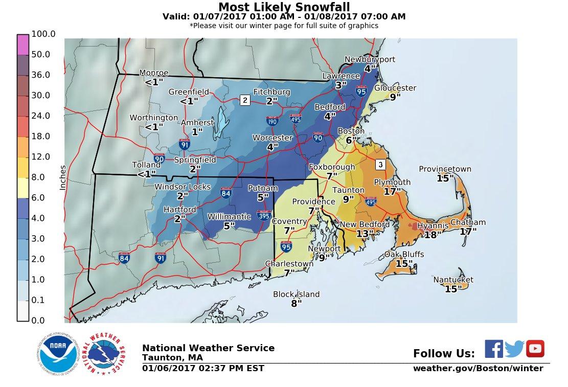 massachusetts weather forecast storm intensifying through