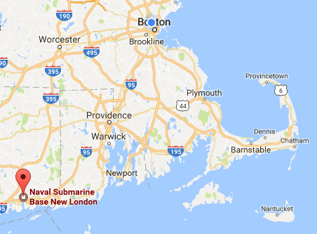 Russian Spy Ship Spotted 30 Miles Off New England Coast