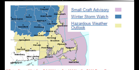 Rain, sleet, possibly snow heading for Dutchess