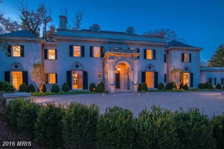 Top 5 most expensive homes in washington dc washington for Most expensive house in washington state
