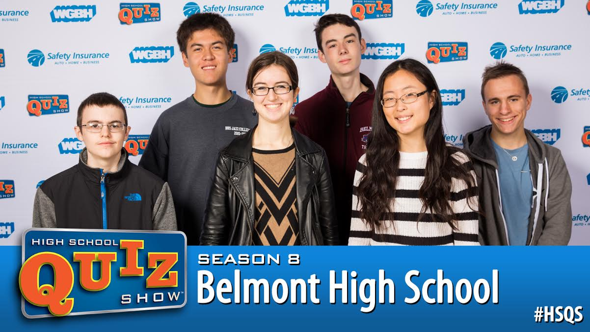 High school quiz show begins taping at wgbh in january it will premiere saturday feb 4 at 6 p m on wgbh 2