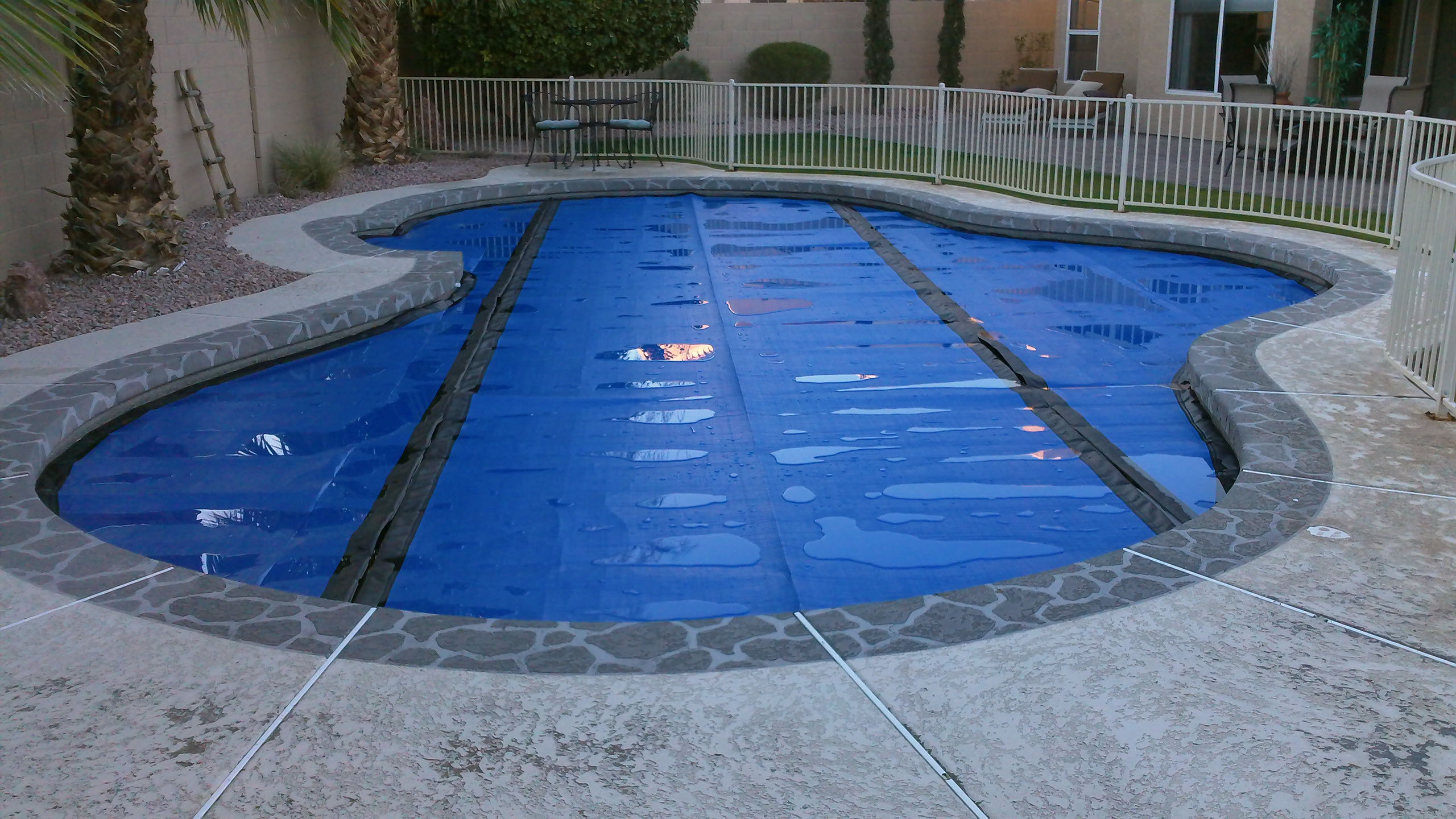 The Environmental Benefits Of Pool Covers New York City Ny Patch