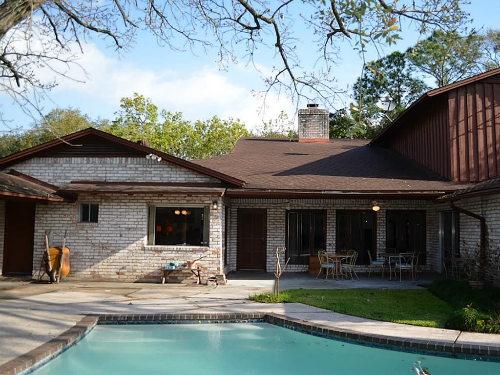 Houston Area Homes For Sale These Are For Swimming Pool Fans Meyerland Tx Patch