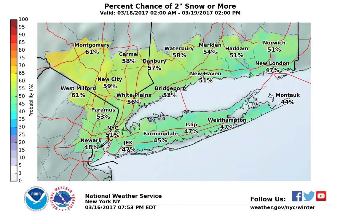 RI Weather Forecast: More Snow This Weekend?