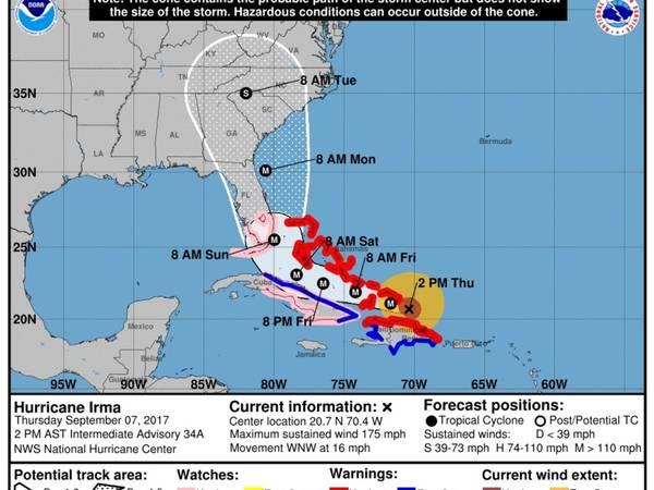 Hurricane Irma Tarpon Springs Announces Closing Tarpon Springs Fl Patch