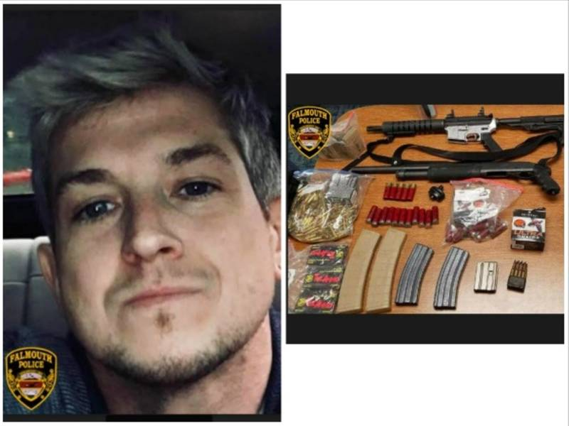 Falmouth Police: Assault Rifle Suspect Wanted - Barnstable ...