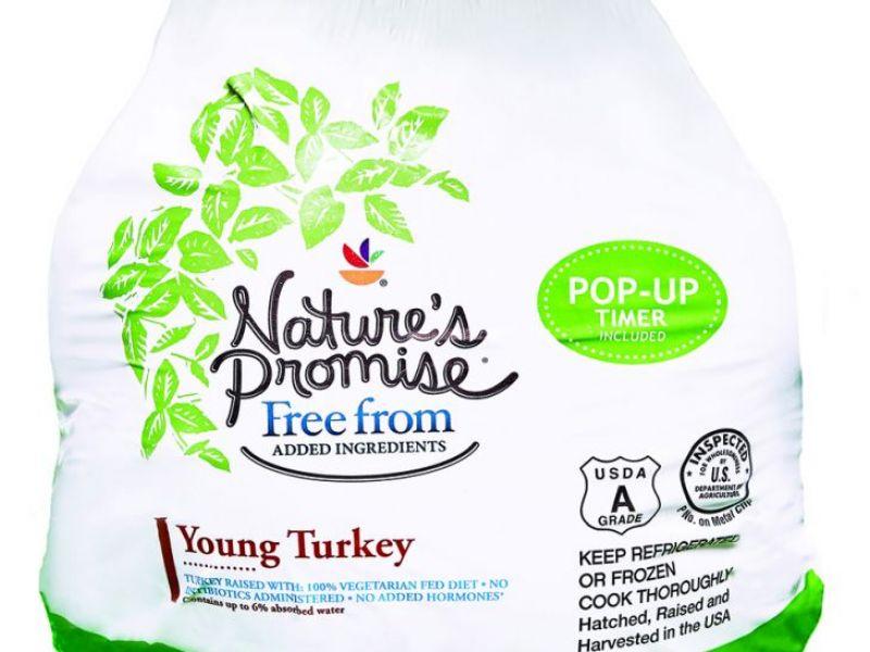 Natures Promise Organic Turkeys