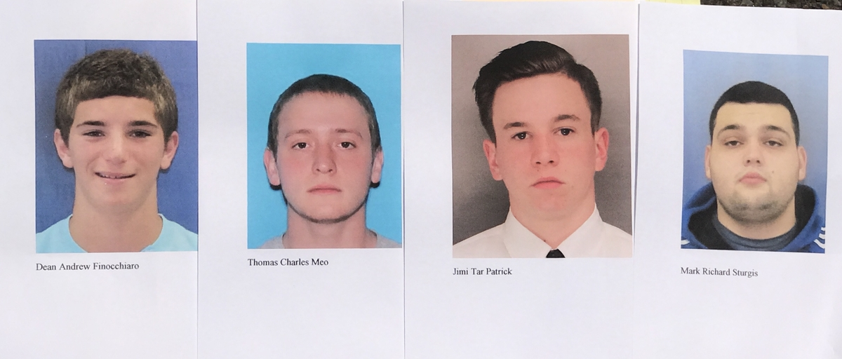 Image result for 4 men missing pennsylvania