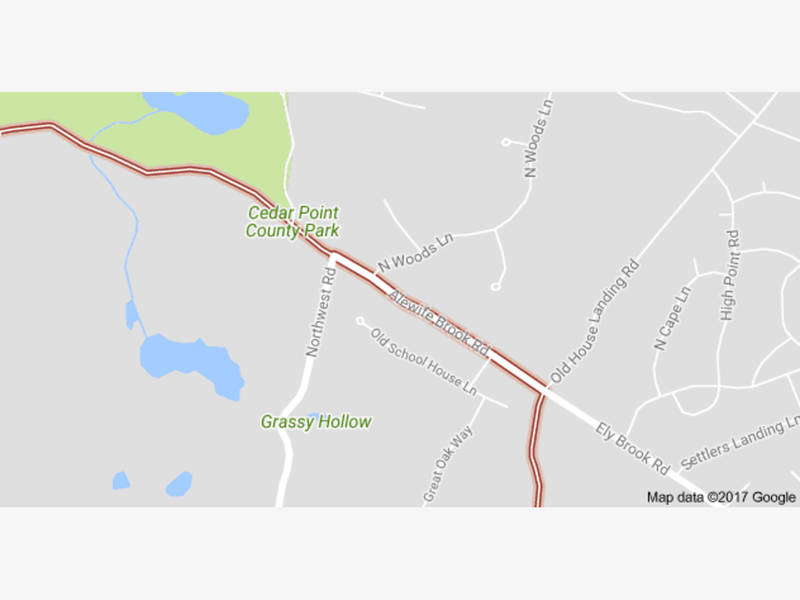 Police ID Woman Found Dead On Side Of Road In East Hampton  East
