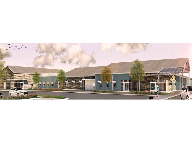 Construction Begins On New 40 000 Square Foot San Mateo
