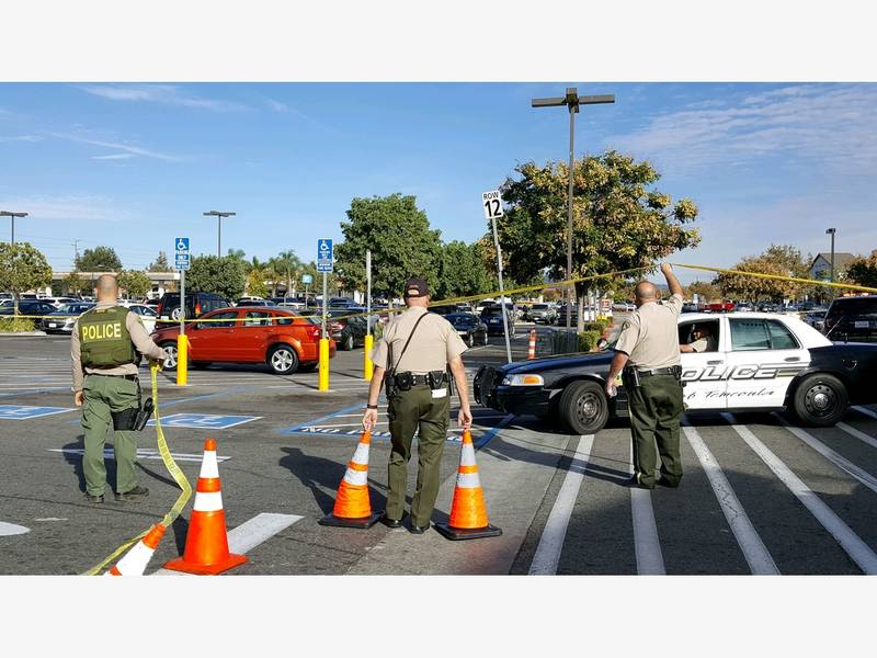 Temecula Walmart Stabbing Attack Leaves 1 Dead Police