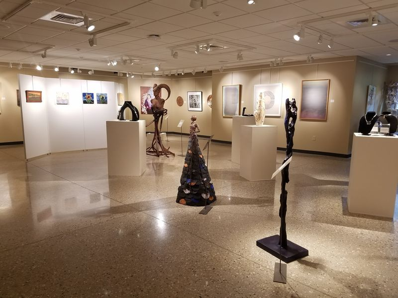 Women Of Wisconsin Exhibit At Alverno College