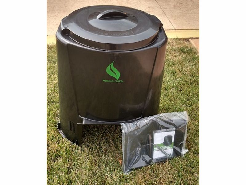 20 compost bins for sale at bowie city hall