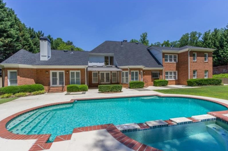 Chill Out 5 Sandy Springs Homes With Swimming Pools Sandy Springs Ga Patch