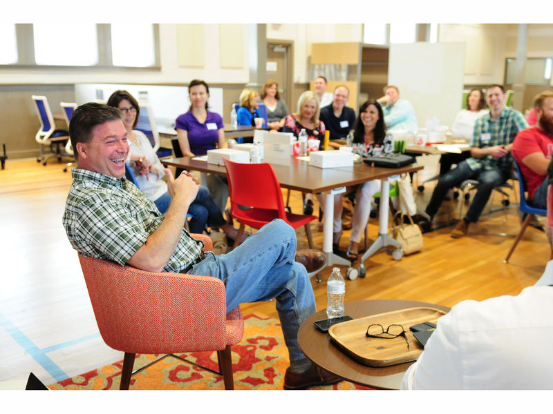 The Lunch Circuit Connects Entrepreneurs With Business