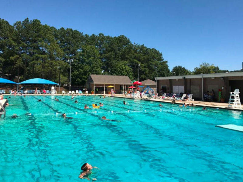 Wills park pool closed for renovations alpharetta ga patch for Garden city pool jobs