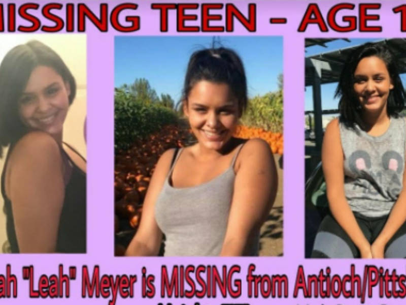Contra Costa Co. Girl, 16, Reported Missing; Public's Help ...