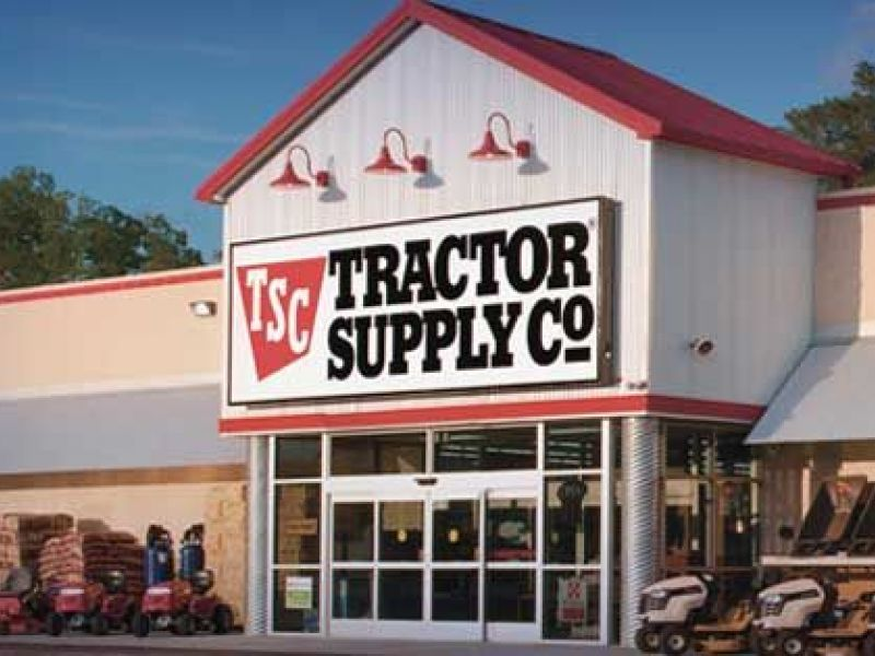 Life on the farm can only get better with Tractor Supply. Here you'll find products for home improvement, agriculture, lawn and garden, plus livestock, equine and pet care.