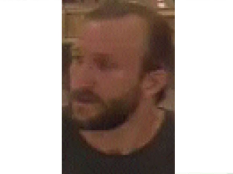 Suspected Purse Thief Sought By Police St Pete Fl Patch