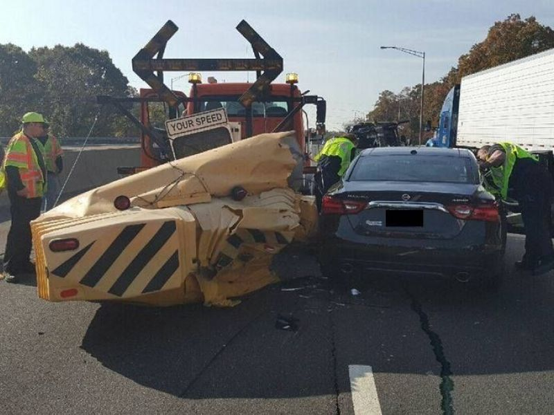 Bridgeport State Park Car Crash