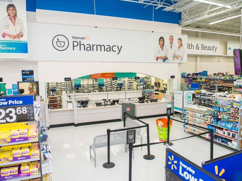 Remodeled Walmart In Branford To Include New Features