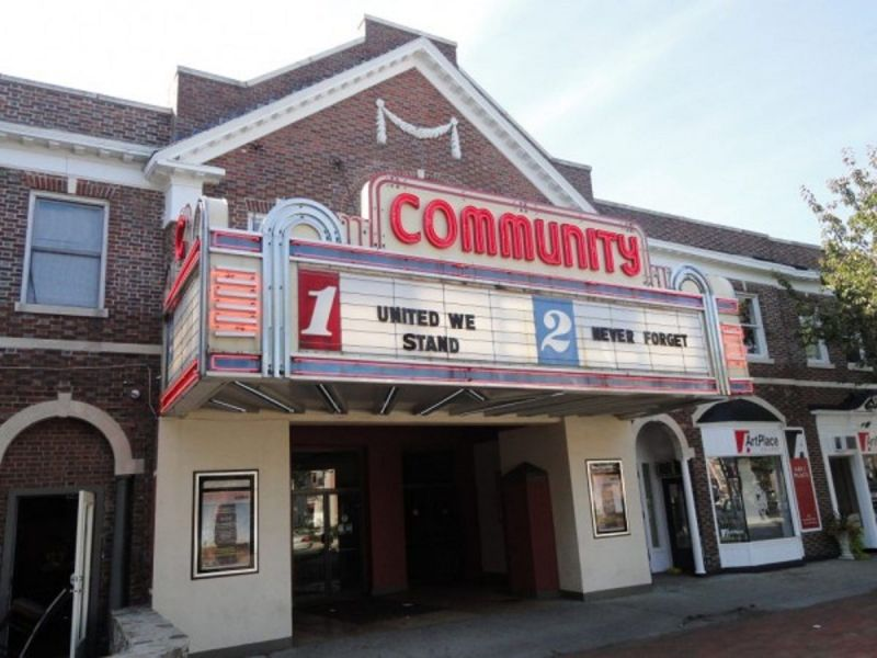 Petition Pushes For Sale Of Fairfield Community Theatre